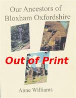 Bloxham Ancestors book